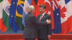 """시진핑, EU에 손 내밀기 """"다자무역체계 수호""""…美의 WTO 견제에 공동 대응"""