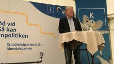 """스웨덴-中 갈등 증폭…극우 기독당·좌익 좌파당 """"중국 대사 추방"""""""