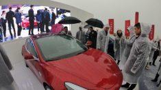중국, 전기차 판매량 반토막에 보조금 지급 중단