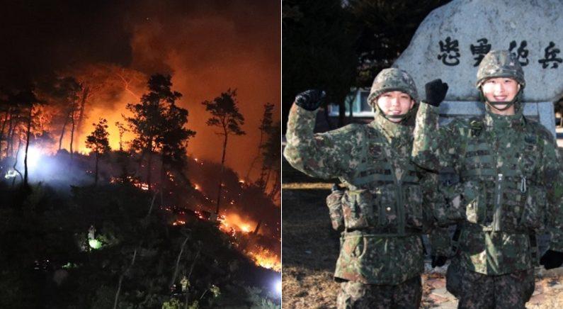 [좌]기사와 관련 없는 사진 [우] 육군 8군단 제공 | 연합뉴스