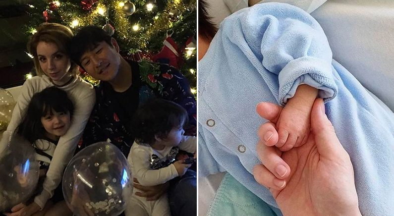 박주호·안나 부부 인스타그램