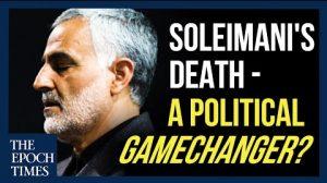 이란 사령관 솔레이마니의 죽음이 정치적 '게임 체인저' 될까? [英]