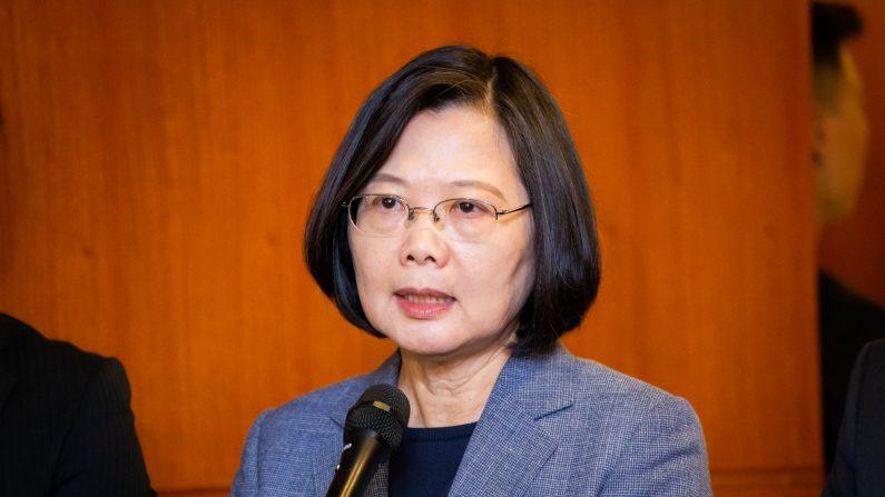 차이잉원 대만 총통 | 에포크타임스