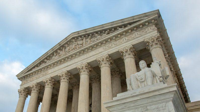 미국 워싱턴DC에 있는 연방대법원 청사 | 사비라 보우어/미국 에포크타임스