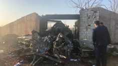 """이란 """"의도치 않은 실수로 미사일 쐈다"""" 우크라이나 여객기 격추 인정"""