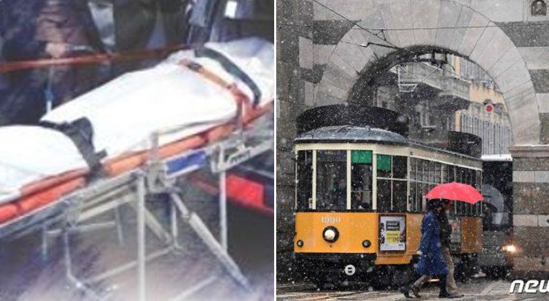 [좌] 기사와 관련 없는 자료 사진 | 연합뉴스 [우] 이탈리아 밀라노 트램 | 뉴스1