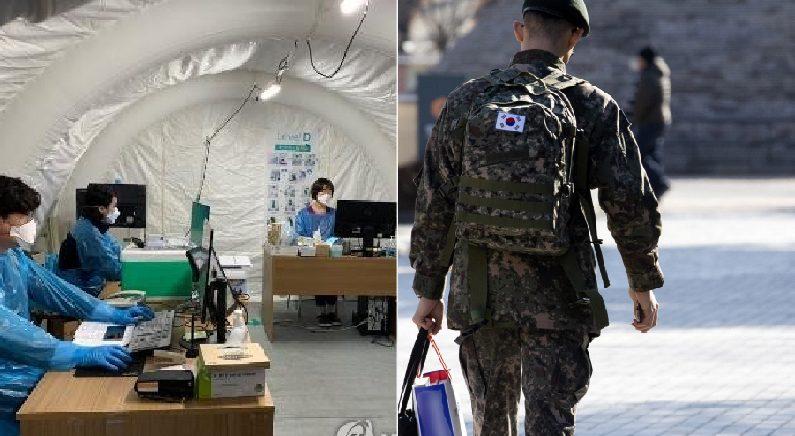 [좌] 코로나19 제주 선별진료소 [우] 기사와 관련 없는 사진 | 연합뉴스