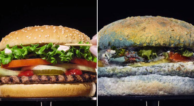 Facebook 'Burger King'