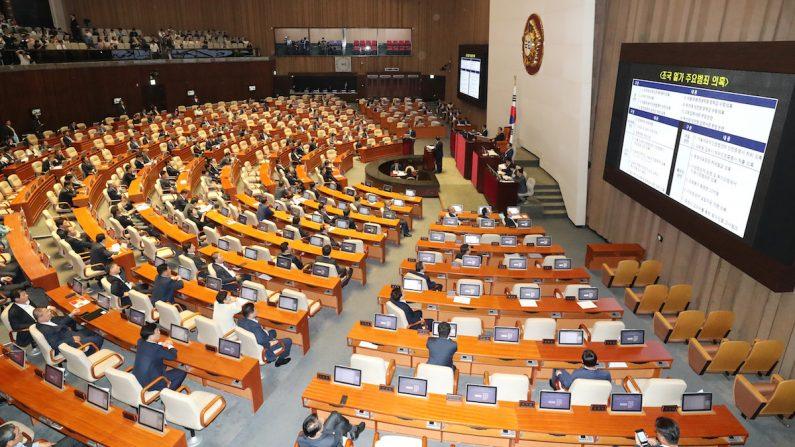 국회 대정부 질문 | 연합뉴스
