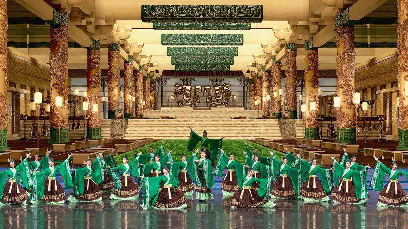 션윈예술단 내한공연이 오는 7일부터 22일까지 5개 도시에서 열릴 예정이다.  |사진=션윈예술단 제공