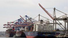 중국발 코로나19의 또다른 경제 충격…국제 해상운송률 83%로 감소