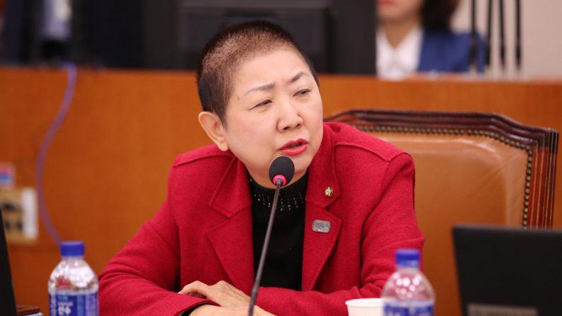 박인숙 미래통합당 의원 | 연합뉴스