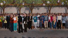 '2020년 NTD 국제 인물화 공모전' 금상수상작 '1999년 4월 25일'