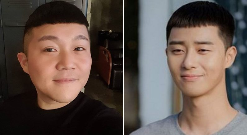 [좌] Instagram 'chosaeho' [우] JTBC '이태원 클라쓰'