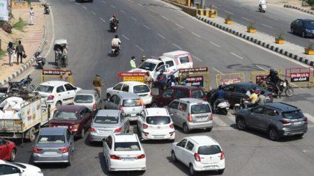 '중공 바이러스 막아라' 인도, 도시봉쇄령 사실상 전역 확대…이달 말까지