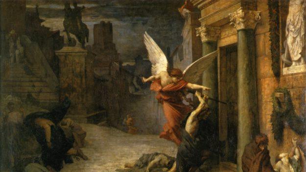 [역사산책] 역병에 무너진 로마제국, 그 역사가 전하는 메시지
