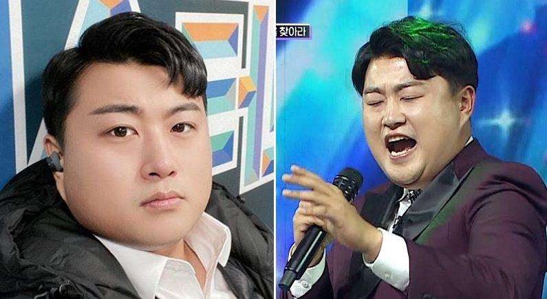 [좌] Instagram 'hojoongng', [우] TV조선 '미스터트롯'