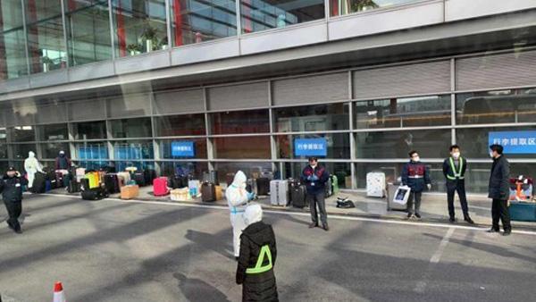 베이징 국제공항 | 연합뉴스