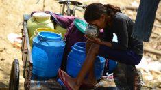 중공 바이러스 세계적 확산으로 어려움 가중되는 '물 부족' 국가들