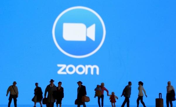 온라인 동영상 회의 프로그램 '줌.' | 로이터 연합뉴스