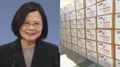 """대만, EU·미국 등 우방국에 마스크 1천만장 지원 """"재난 극복 돕겠다"""""""