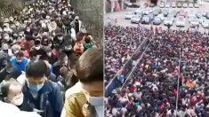 """""""입장권 무료"""" 지방정부 방침에 中 인기 관광지 황산 '인산인해'"""