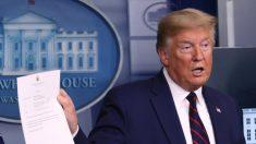 트럼프, '의료보험 미가입자' 바이러스 치료 무료 방안 발표