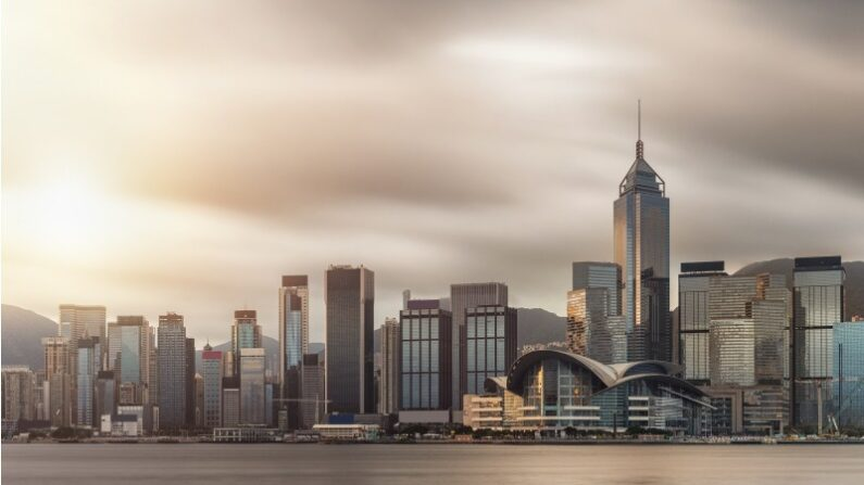 홍콩 도심 전경 | FOTOLIA