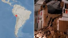 '불의 고리' 페루서 규모 6.0지진…이달 들어 크고 작은 지진 수십 회