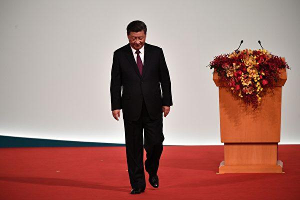 2019년 12월 20일 마카우를 방문한 시진핑 중국공산당 총서기 | PHILIP FONG/AFP via Getty Images
