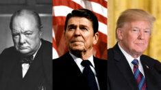 처칠, 레이건, 트럼프 그리고 악(惡)에 대한 통찰력