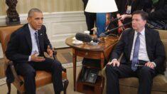 오바마-FBI 국장 '트럼프 캠프 도청' 관련 대화 기밀해제