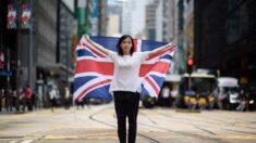 """영국 언론 """"홍콩인에게 영국 국적 즉시 부여해 보호하자"""" 정부에 촉구"""