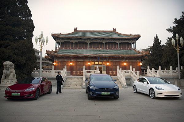 중국 공산당 지도부가 집단거주 및 업무지역인 베이징 중난하이(中南海) 일부. 2018.1.9 | Mark Schiefelbein-Pool/Getty Images