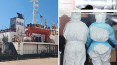 부산항 들어온 '외국 선박' 선원들이 무더기로 코로나 확진됐다