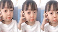 엄마가 사탕 못먹게 한다며 울면서 전화 온 손녀 눈물 뚝 그치게 한 할머니의 '한마디'