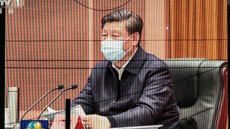 시진핑(習近平) 중국 공산당 총서기 | Kevin Frayer/Getty Images