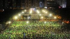 홍콩인들, 정부 집회불허 방침에도 톈안먼 학살 추모에 수천명 운집