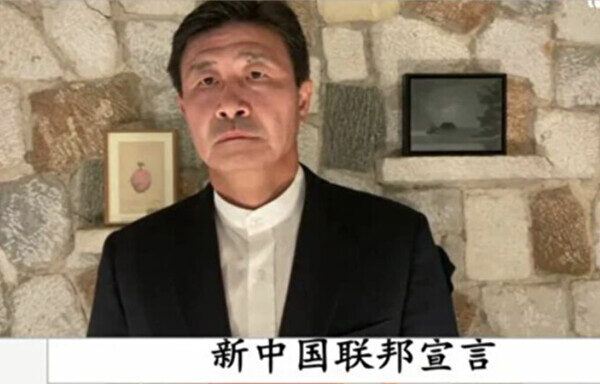 90년대 중국 축구 간판공격수 하이하이둥(郝海東·49) | 유튜브 화면 캡처