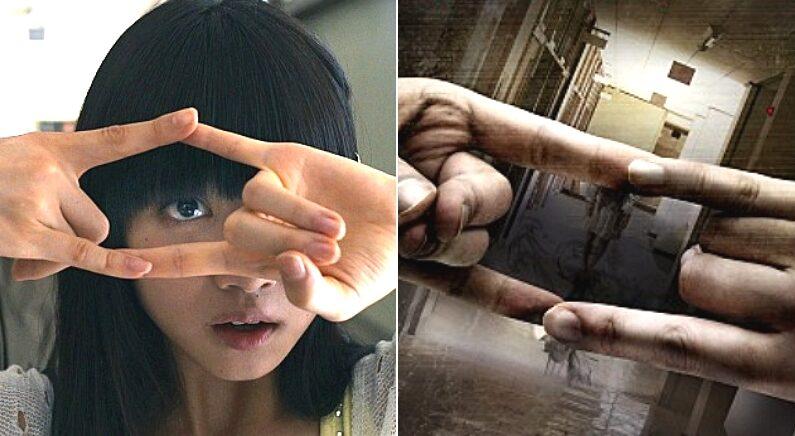 여우 창문을 주제로 한 일본 공포 영화 '학교괴담 : 저주의 언령'