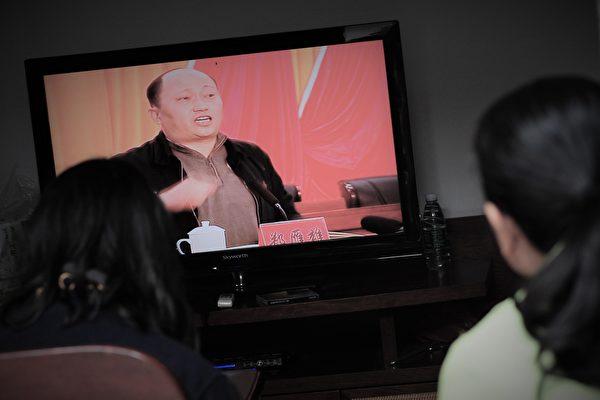 정옌슝 신임 홍콩 국가안전공서 수장 | MARK RALSTON / AFP=연합뉴스