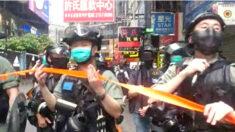 홍콩 안전법 시행 첫날, 에포크타임스 직원 4명 체포…한 명 풀려나