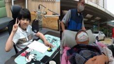 뇌종양 투병 중인 15살 형을 위해 내레이션 출연료 전액 기부한 아역배우