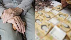 기초생활수급비 한푼두푼 모은 전재산 '100만원'을 더 어려운 이웃에 기부한 90세 할머니