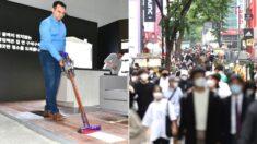 """다이슨 부사장 """"한국인, 전 세계에서 청소를 가장 자주 하는 민족"""""""