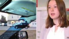 자동차 사각지대 없애는 발명품 개발해 '3천만원' 받은 14살 여중생이 털어놓은 사연