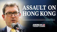 """英 NGO 홍콩워치 설립자 """"중국 정권, 홍콩 총공격"""" [영문]"""