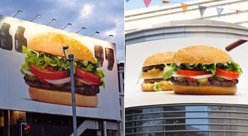 유튜브 'Burger King® UK'