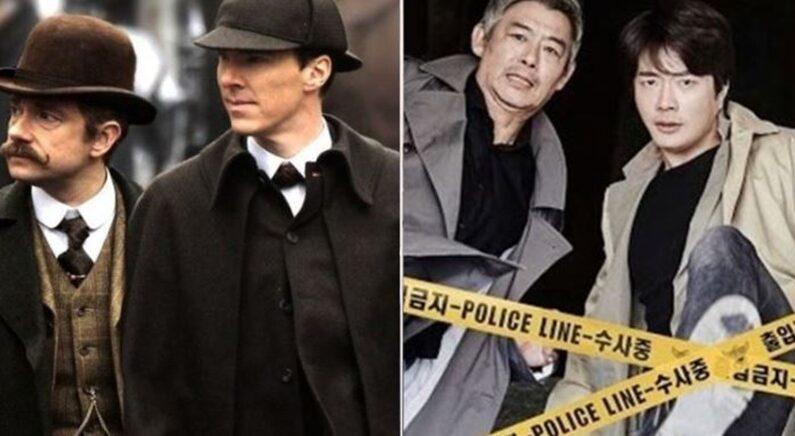 영화 '셜록:유령신부', 영화 '탐정:더비기닝'