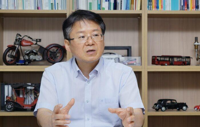 김필수 대림대학교 자동차학과 교수(한국전기자동차협회장) | 에포크타임스